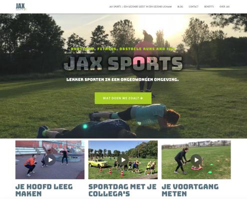 Lekker sporten in een ongedwongen omgeving.