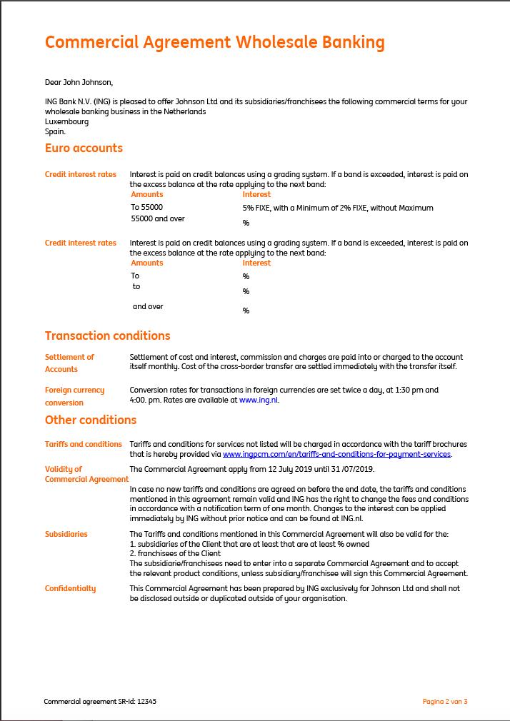 Stap 3: Output van het formulier