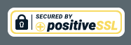 SSL Secured by Sentigo Positive SSL