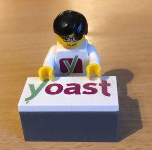 Yoast SEO is net lego. Lekker bouwen aan een zoekvriendelijke website