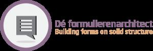 Logo van de Formulierenarchitect